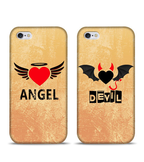 premium selection 702c7 e4188 10 Best and Cute Couple Mobile Covers in India on StyleBaby.com