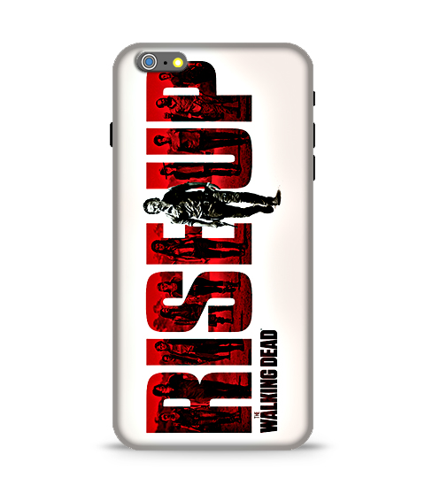 Walking Dead Phone Cases - 21 Gruesome Walking Dead Covers India