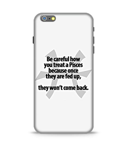 Pisces Quotes Phone Case